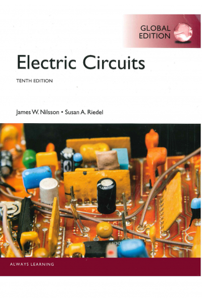 Electric Circuits 10th (James W. Nilsson, Susan A. rNedel) Electric Circuits 10th (James W. Nilsson, Susan A. rNedel)