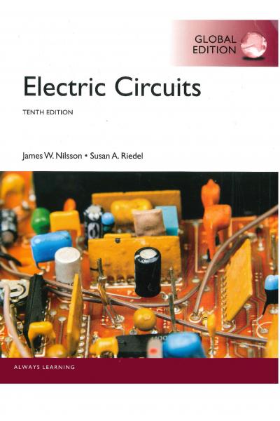 Electric Circuits 10th (James W. Nilsson, Susan A. rNedel) Electric Circuits 10th (James W. Nilsson, Susan A. rNedel)