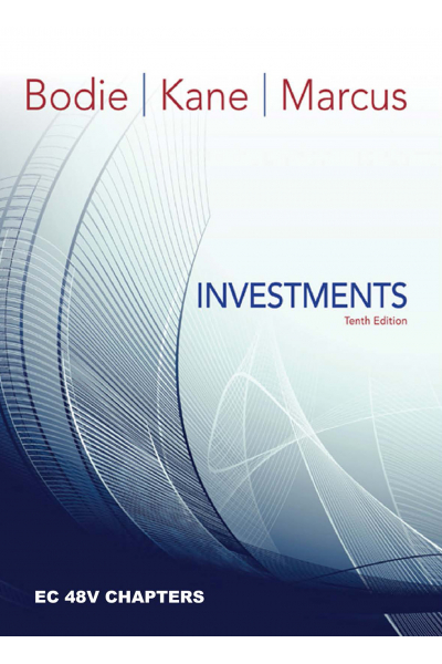 Investments 10th (Bodie, Kane, Marcus) EC 48V