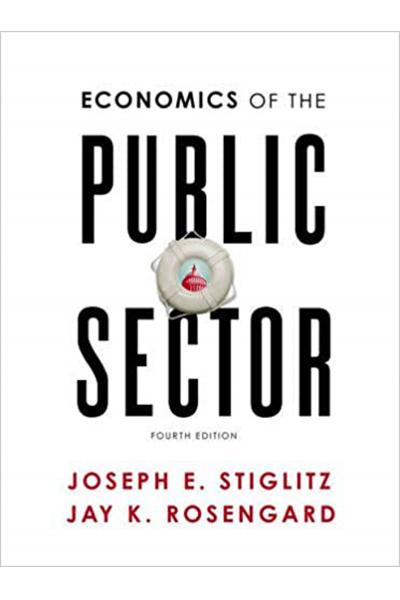 Economics of The Public Sector 4rd (Joseph E. Stiglitz) Economics of The Public Sector 4rd (Joseph E. Stiglitz)