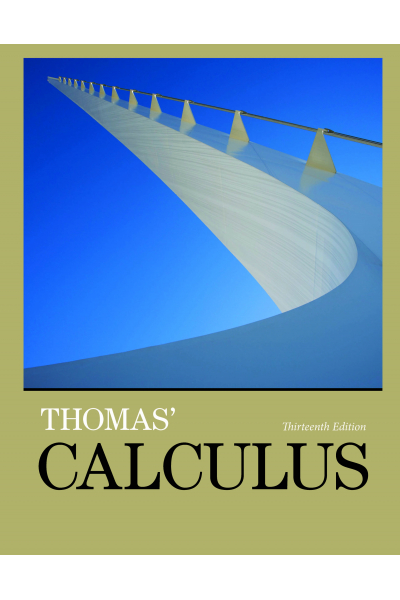 Thomas Calculus 13th  (2014) Thomas Calculus 13th  (2014)