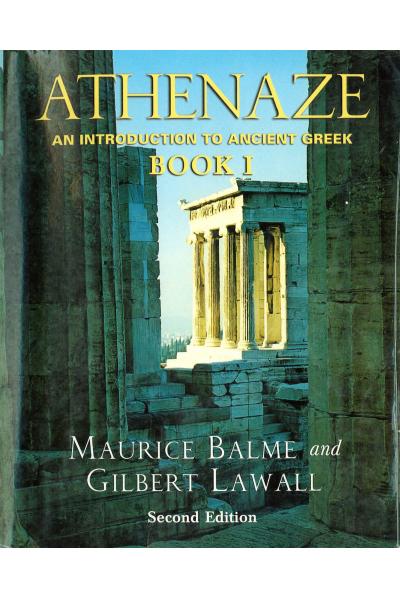 GR 111 Athenaze, Book I +Worbook I GR 111 Athenaze, Book I +Worbook I