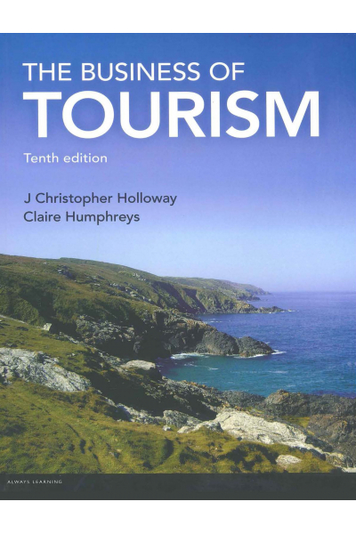 The Business of Tourism 10th (Holloway, Humphreys) TRM 101