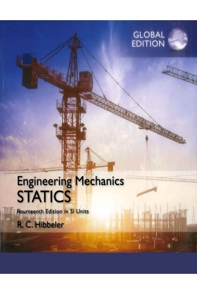 CE 243 engineering mechanics - statics 14th (R.C. Hibbeler) CE 243 engineering mechanics - statics 14th (R.C. Hibbeler)