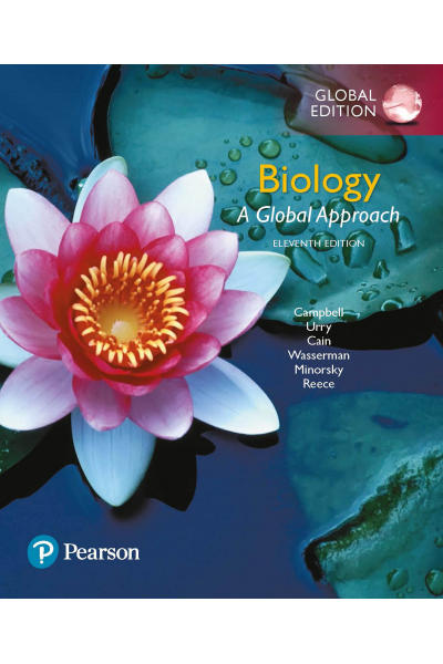Biology: A Global Approach, Global Edition 11th edition (by Urry , Cain Campbell) Biology: A Global Approach, Global Edition 11th edition (by Urry , Cain Campbell)