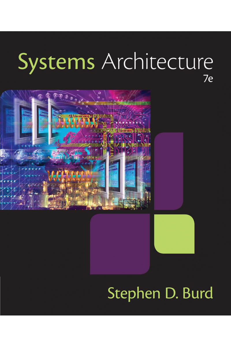 Systems Architecture 7e (Stephen Burd) MIS 25185