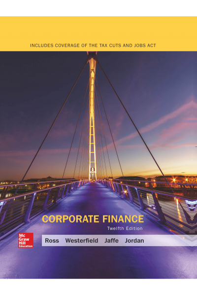 Corporate Finance 12th (Ross Westerfield) Corporate Finance 12th (Ross Westerfield)