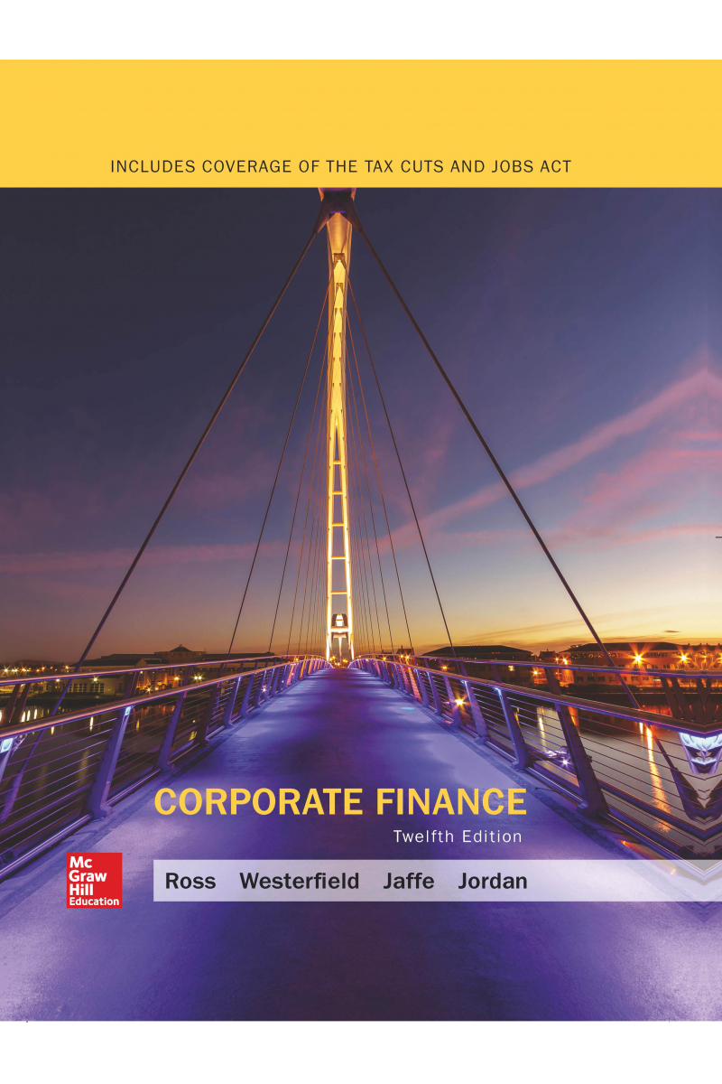 Corporate Finance 12th (Ross Westerfield)