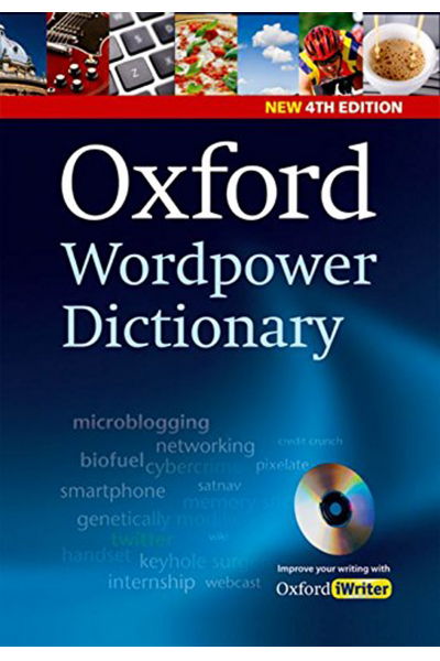 Oxford Wordpower Dictionary Pack (with CD-ROM) 4th Edition Oxford Wordpower Dictionary Pack (with CD-ROM) 4th Edition