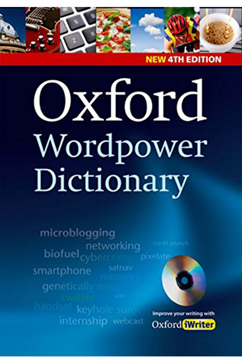 Oxford Wordpower Dictionary Pack (with CD-ROM) 4th Edition