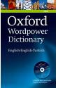 Oxford Wordpower Dictionary English-English-Turkish +CD