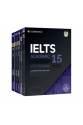 Cambridge English IELTS 11-15 ACADEMIC with Answers Audio CD