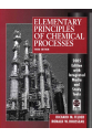 Elementary Principles of Chemical Processes 3rd (CHE 211