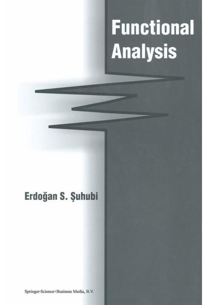Functional Analysis (E. Suhubi)