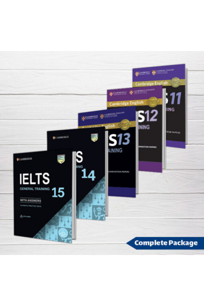 Cambridge IELTS General 11-15 TRAINING with Answers + CDs Cambridge IELTS General 11-15 TRAINING with Answers + CDs