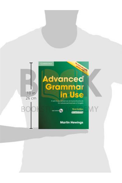 English Grammar in use + Advanced Grammar in use + Answers Key + CD-ROM