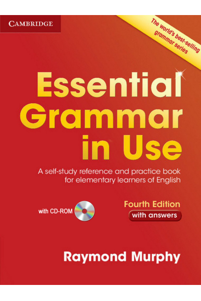 Essential Grammar in Use With Answers + CD-ROM Essential Grammar in Use With Answers + CD-ROM