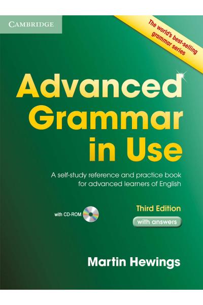 Essential- English- Advanced- Grammar in Use 3 LÜ SET + CD