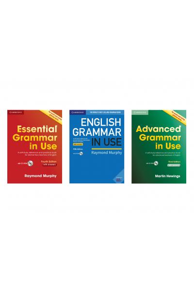 Essential- English- Advanced- Grammar in Use 3 LÜ SET + CD Essential- English- Advanced- Grammar in Use 3 LÜ SET + CD