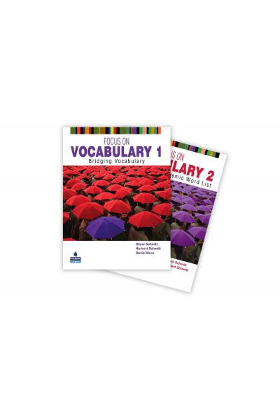 Focus on Vocabulary 1 & 2 (ikili set) Focus on Vocabulary 1 & 2 (ikili set)
