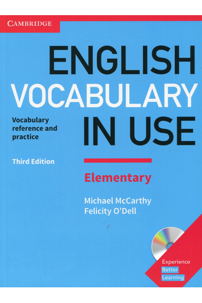 English Vocabulary in Use Elementary Book with Answers + CD-ROM English Vocabulary in Use Elementary Book with Answers + CD-ROM