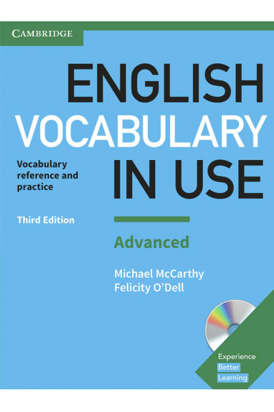 English Vocabulary in Use: Advanced Book with Answers + CD-ROM English Vocabulary in Use: Advanced Book with Answers + CD-ROM