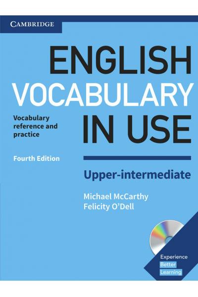 English Vocabulary in Use Upper-intermediate With Answers + CD-ROM English Vocabulary in Use Upper-intermediate With Answers + CD-ROM