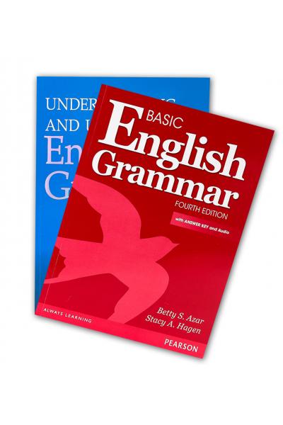 Understanding and Using English Grammar & Basic English Grammar with Answers + Audio CD Understanding and Using English Grammar & Basic English Grammar with Answers + Audio CD