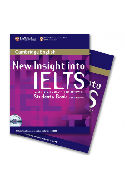New Insight into IELTS Student's Book and Workbook With Answer + CD New Insight into IELTS Student's Book and Workbook With Answer + CD