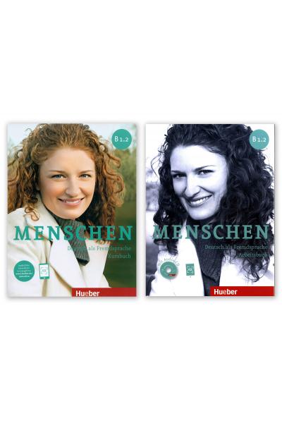 Menschen B1.2 Kursbuch+Arbeitsbusc+DVD + AR Teknolojisi ile Kolay Öğrenme Menschen B1.2 Kursbuch+Arbeitsbusc+DVD + AR Teknolojisi ile Kolay Öğrenme