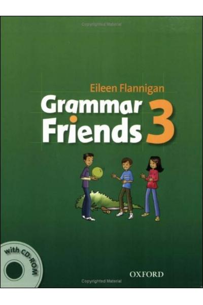 Grammar Friends 3 + CD-ROM Grammar Friends 3 + CD-ROM