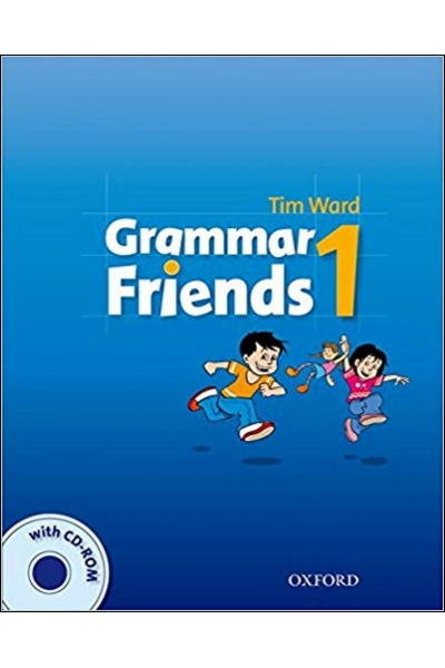 Grammar Friends 1 + CD-ROM Grammar Friends 1 + CD-ROM