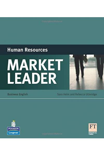 Market Leader ESP Book - Human Resources (Market Leader) Market Leader ESP Book - Human Resources (Market Leader)