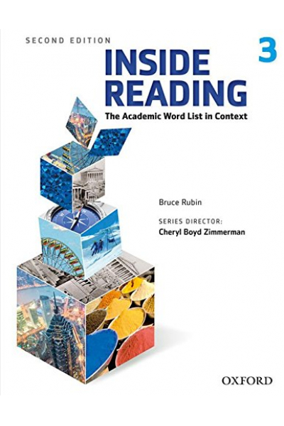 Inside Reading Student Book 3 + CD+ROM (Second Edition) Inside Reading Student Book 3 + CD+ROM (Second Edition)