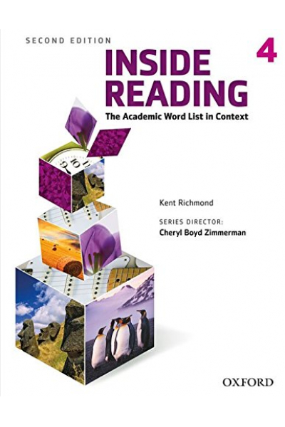 Inside Reading Student Book 4 + CD+ROM (Second Edition) Inside Reading Student Book 4 + CD+ROM (Second Edition)