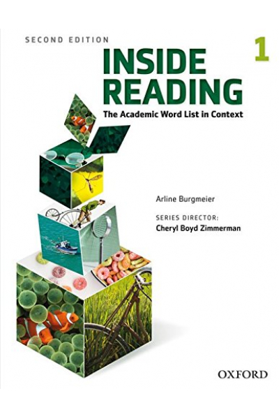 Inside Reading Student Book 1 + CD+ROM (Second Edition) Inside Reading Student Book 1 + CD+ROM (Second Edition)