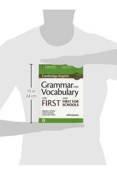 Grammar and Vocabulary for First and First for Schools + CD-ROM