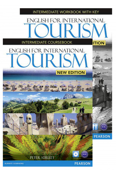 English for International Tourism Intermediate New Edition Coursebook and Workbook + DVD-ROM English for International Tourism Intermediate New Edition Coursebook and Workbook + DVD-ROM