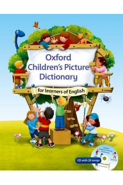 Oxford Children's Picture Dictionary for learners of English + CD-ROM Oxford Children's Picture Dictionary for learners of English + CD-ROM