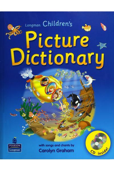 Picture Dictionary: Longman Children's + CD-ROM Picture Dictionary: Longman Children's + CD-ROM