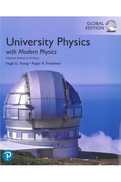 University Physics with Modern Physics 15th  (SEARS AND ZEMANSKY'S) ( 2 CİLT)  University Physics with Modern Physics 15th  (SEARS AND ZEMANSKY'S) ( 2 CİLT)