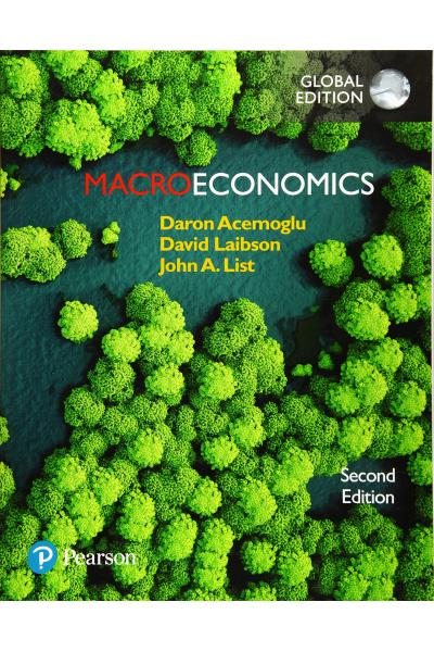 MACROECONOMICS 2nd Daron Acemoğlu ( EC 102 )