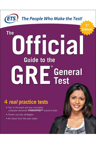 The Official Guide To The Gre General Test 3rd Edition The Official Guide To The Gre General Test 3rd Edition
