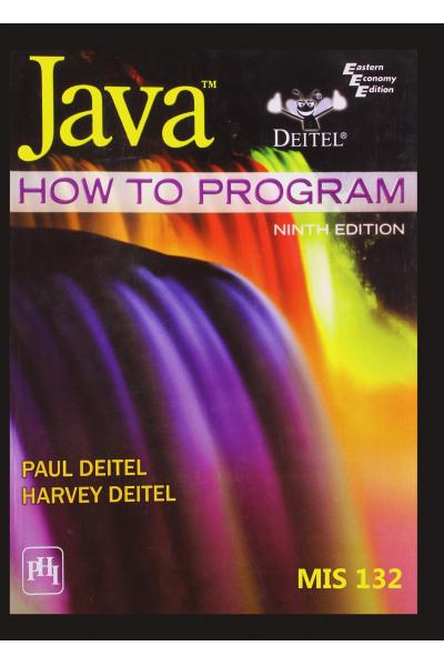 Java How To Program 9th (Deitel & deitel) MIS 132 chapters Java How To Program 9th (Deitel & deitel) MIS 132 chapters