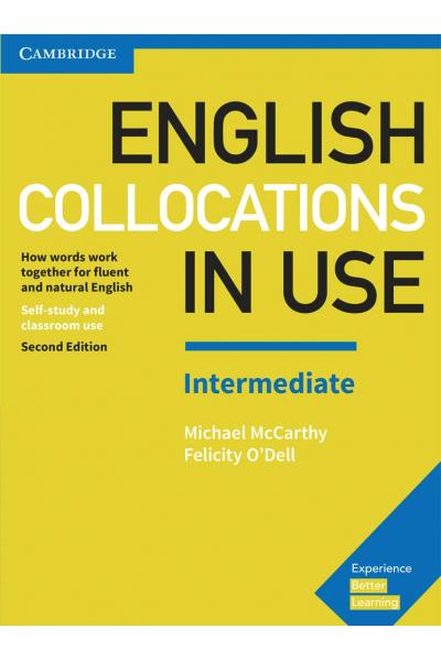 English Collocations in Use Intermediate Book with Answers English Collocations in Use Intermediate Book with Answers