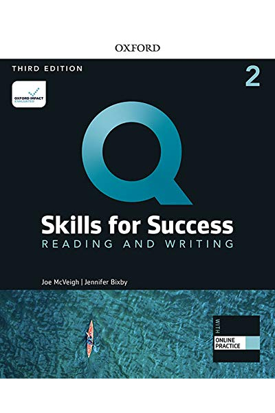 Q Skills for Success (3rd Edition). Reading & Writing 2. Student's Book + DVD-ROM Q Skills for Success (3rd Edition). Reading & Writing 2. Student's Book + DVD-ROM