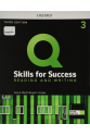 Q Skills for Success (3rd Edition). Reading & Writing 3. Student's Book + DVD-ROM
