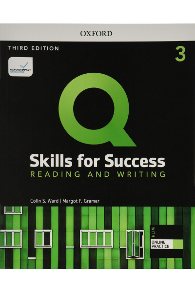 Q Skills for Success (3rd Edition). Reading & Writing 3. Student's Book + DVD-ROM Q Skills for Success (3rd Edition). Reading & Writing 3. Student's Book + DVD-ROM