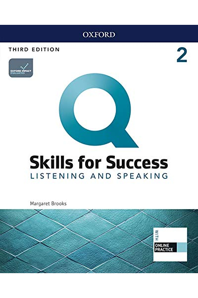Q Skills for Success (3rd Edition). Listening & Speaking 2. Student's Book + DVD-ROM Q Skills for Success (3rd Edition). Listening & Speaking 2. Student's Book + DVD-ROM