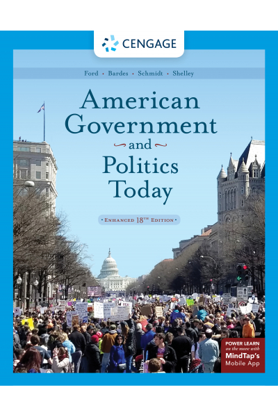 American Government and Politics Today 18th (Lynne E. Ford, Barbara A. Bardes, Steffen W. Schmidt, M American Government and Politics Today 18th (Lynne E. Ford, Barbara A. Bardes, Steffen W. Schmidt, M